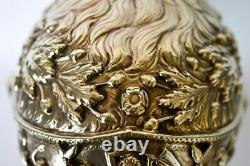 16 gauge Brass Medieval Knight Roman Helmet With Face Mask PC