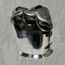 Armor Medieval Breastplate Roman Muscle Armour Costume Cuirass New Jacket Larp