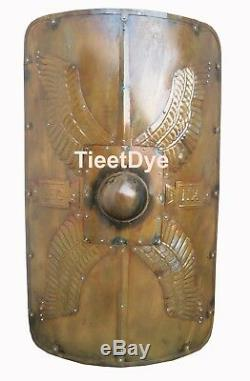 Functional Roman Medieval 36 Armour Antique Shield Costume