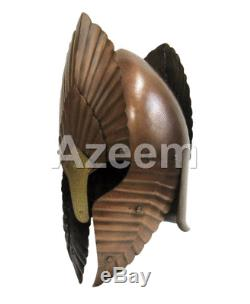 Lord of the rings helmet collectible roman medieval centurion helmet replica gft