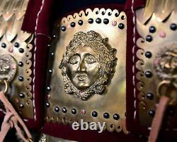 Medieval Ancient Armour Greek Body Armour Linothorax of Alexander the Great