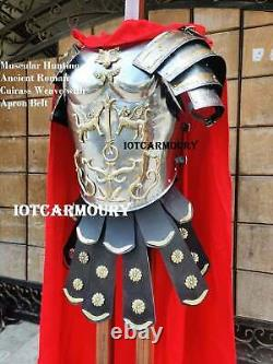 Medieval Armour Greek Muscle Armor Muscular Hunting Ancient Roman Cuirass Weave