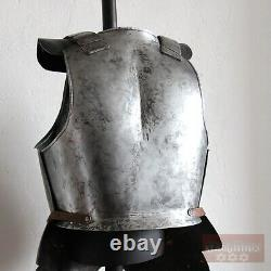 Medieval Knight Armor CUIRASS OF PIKNIER XVI WITH TASSETS