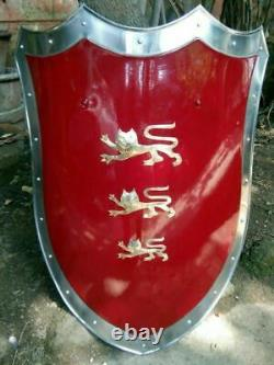 Medieval Roman Armour Shield Fully Functional Armor Costume