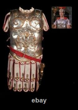 Medieval Roman Muscle Cuirass Armor Knight Breastplate With Skirt