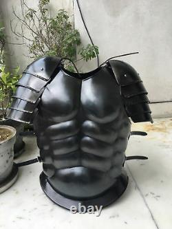 Medieval Roman Spartan Muscle Armour Jacket With Shoulder Reproduction Item