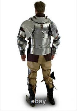 Medieval Complete Gothic Armour Full Suit Of Armor Cuirass/pauldrons/bracers