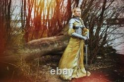 Medieval Steel Armor Full Body Set Queen Of The Lake Medieval Armor Costume Complet